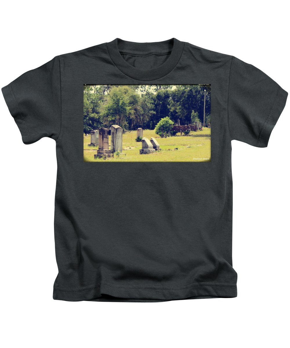 Shannon Kids T-Shirt featuring the photograph Beauty Of The Restful by Shannon Sears