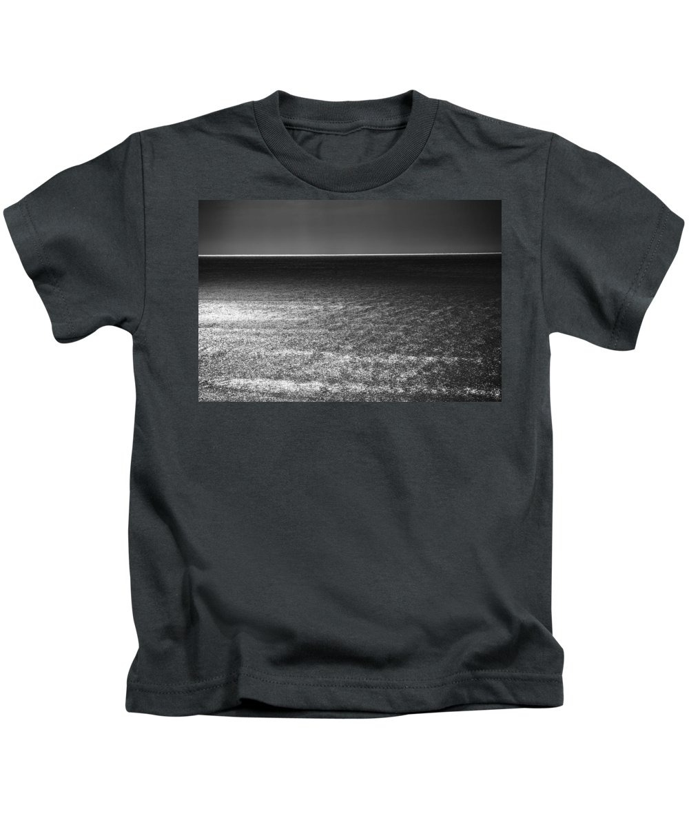 Kids T-Shirt featuring the photograph Calm Before The Storm by Sheila Smart Fine Art Photography