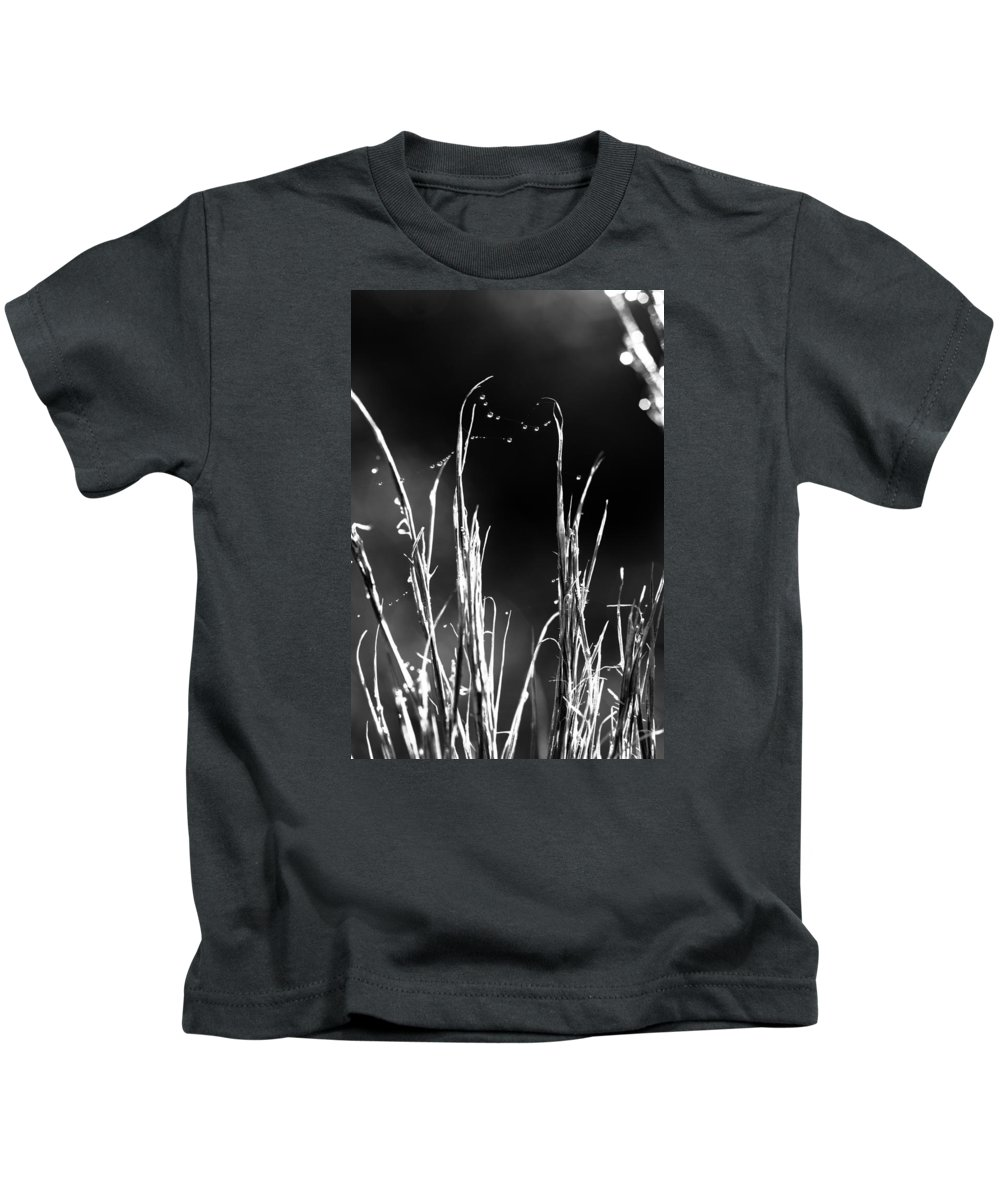 Dew Kids T-Shirt featuring the photograph Connection by Alice Mary Herden
