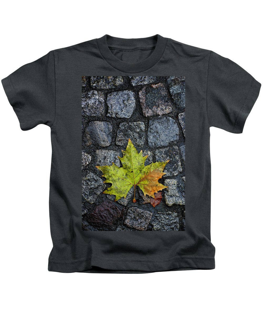 Nature Kids T-Shirt featuring the photograph Deville by Skip Hunt