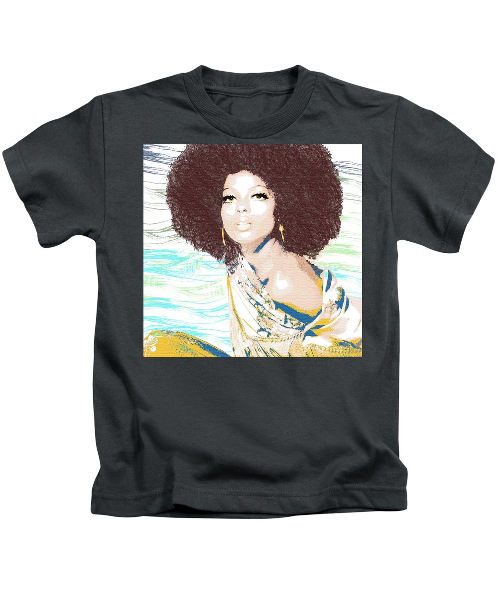 latest discount clients first 2018 sneakers Diana Ross Kids T-Shirt