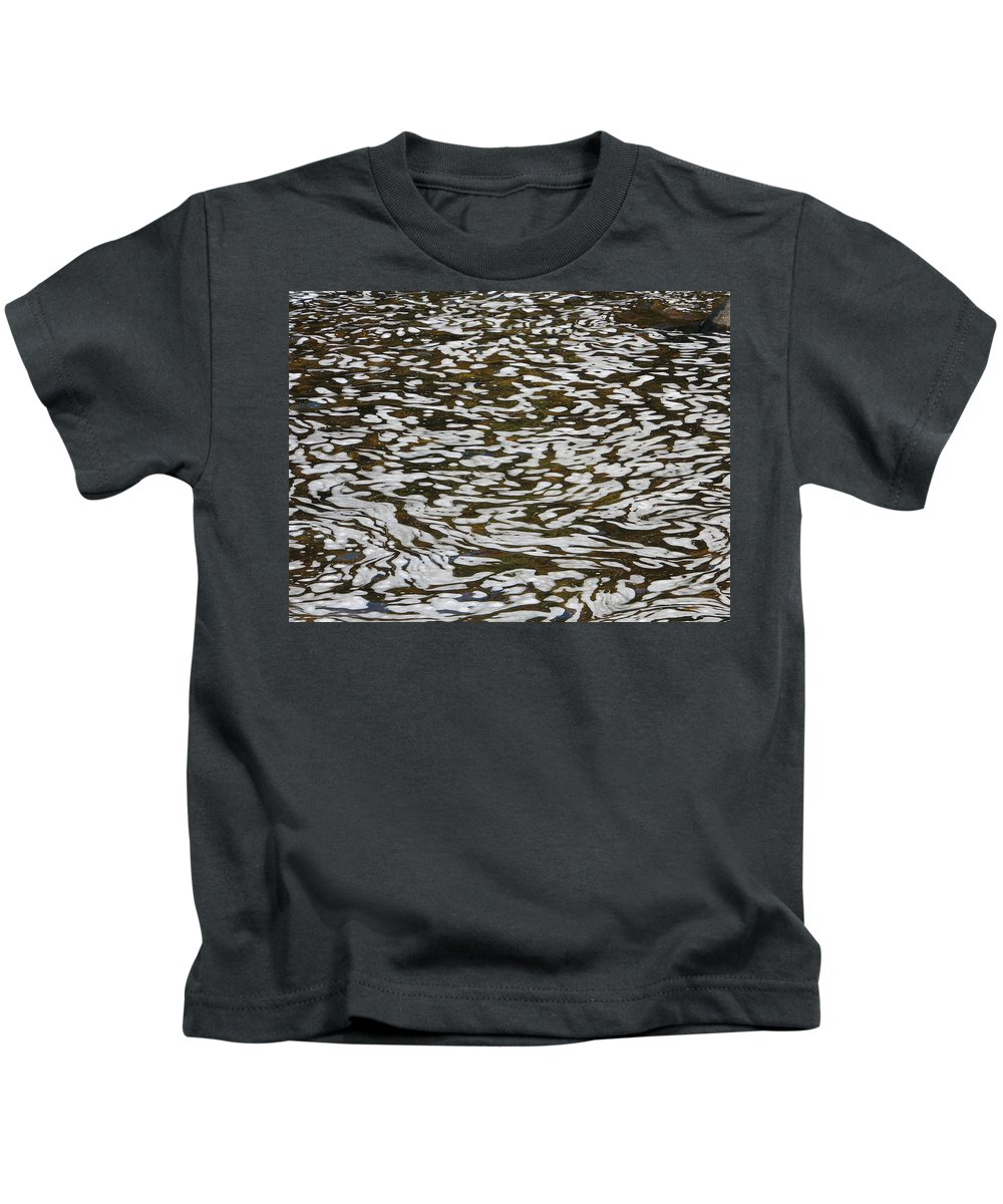 River Kids T-Shirt featuring the photograph Dreams by Kelly Mezzapelle