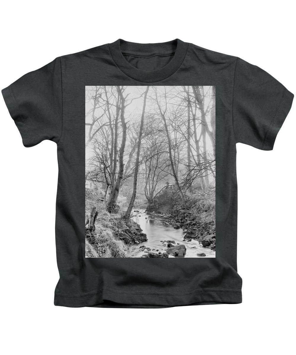 Kids T-Shirt featuring the photograph Edwardian by Iain Duncan