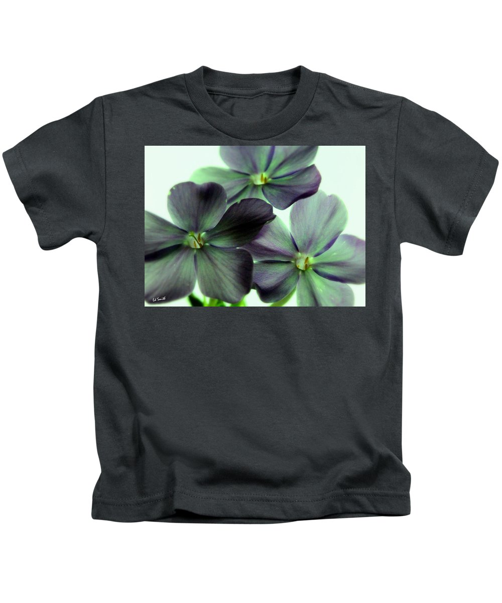 Energize Kids T-Shirt featuring the photograph Energize by Ed Smith