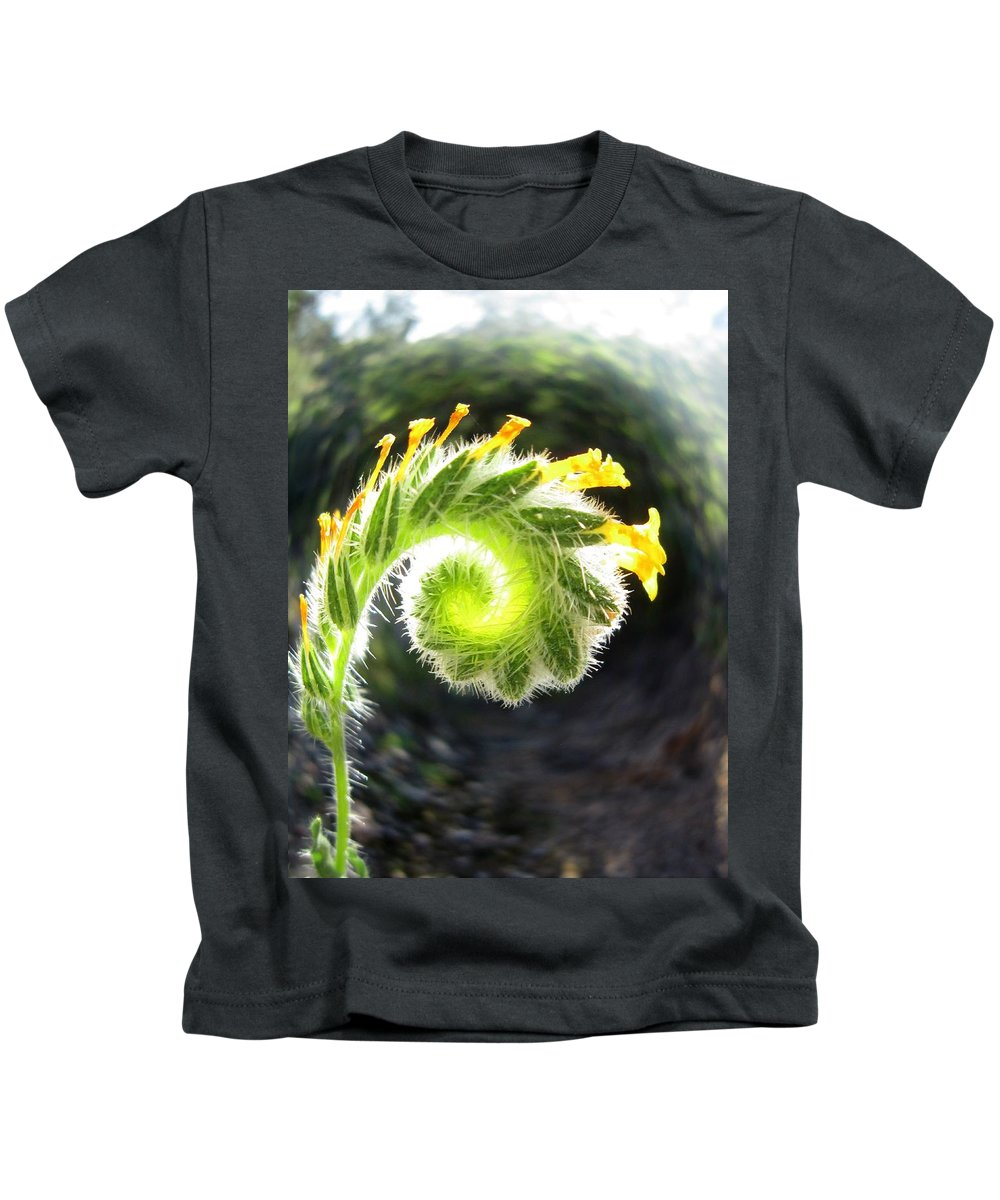 Nature Kids T-Shirt featuring the photograph Eternal by Nelson Strong
