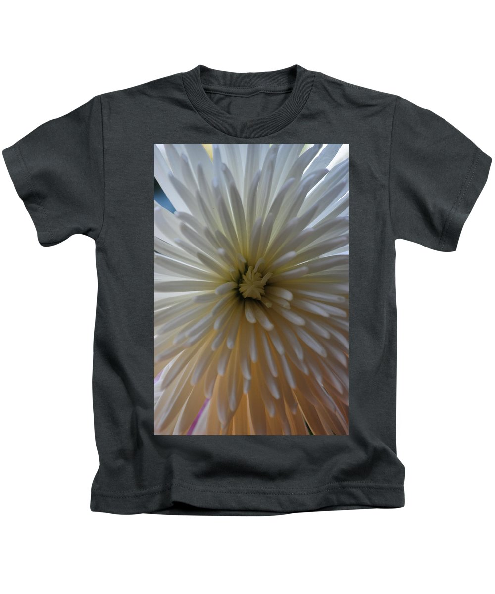 Flower Kids T-Shirt featuring the photograph Flowering Burst by Eric Liller