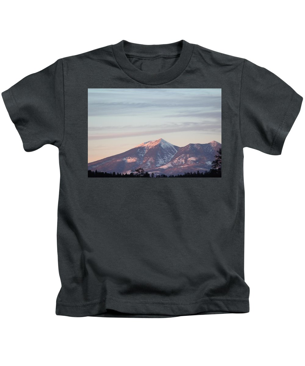 Landscape Kids T-Shirt featuring the photograph God's Creation by David Dowlen