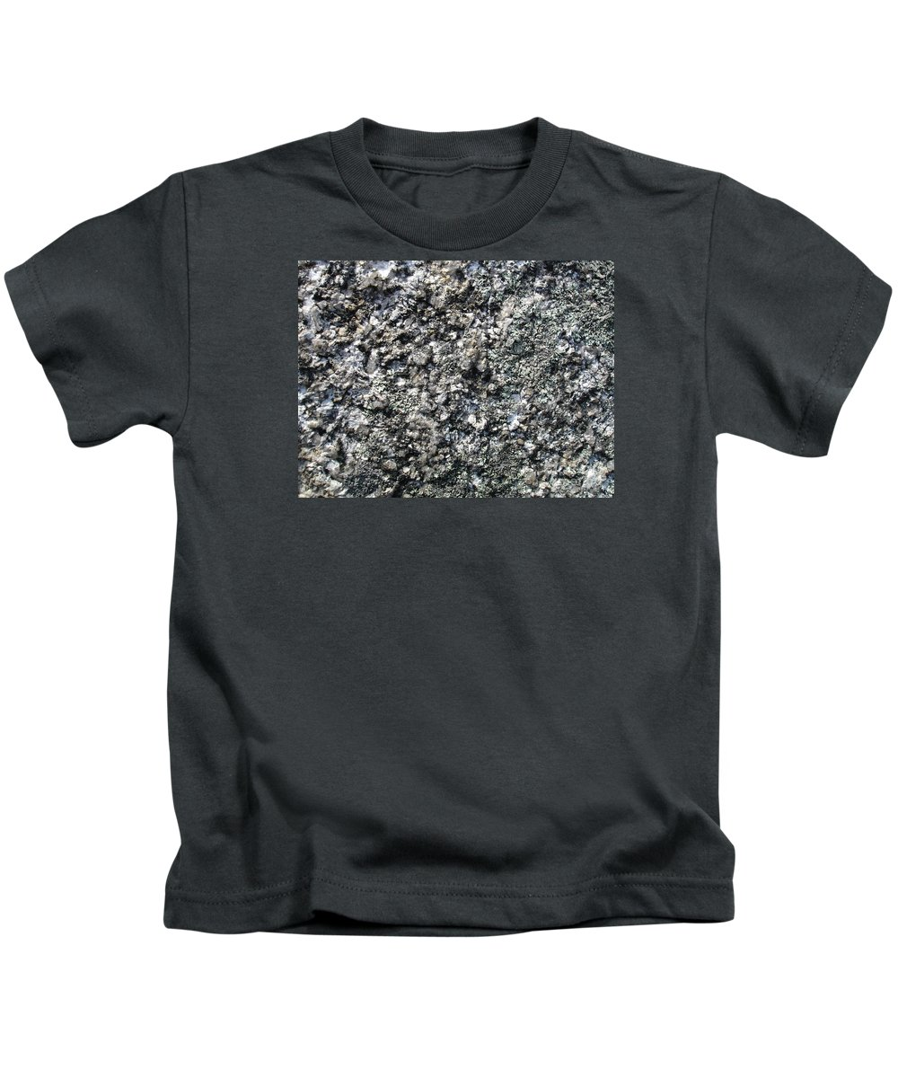 Granite Kids T-Shirt featuring the photograph Granite Mountains by Chad Natti
