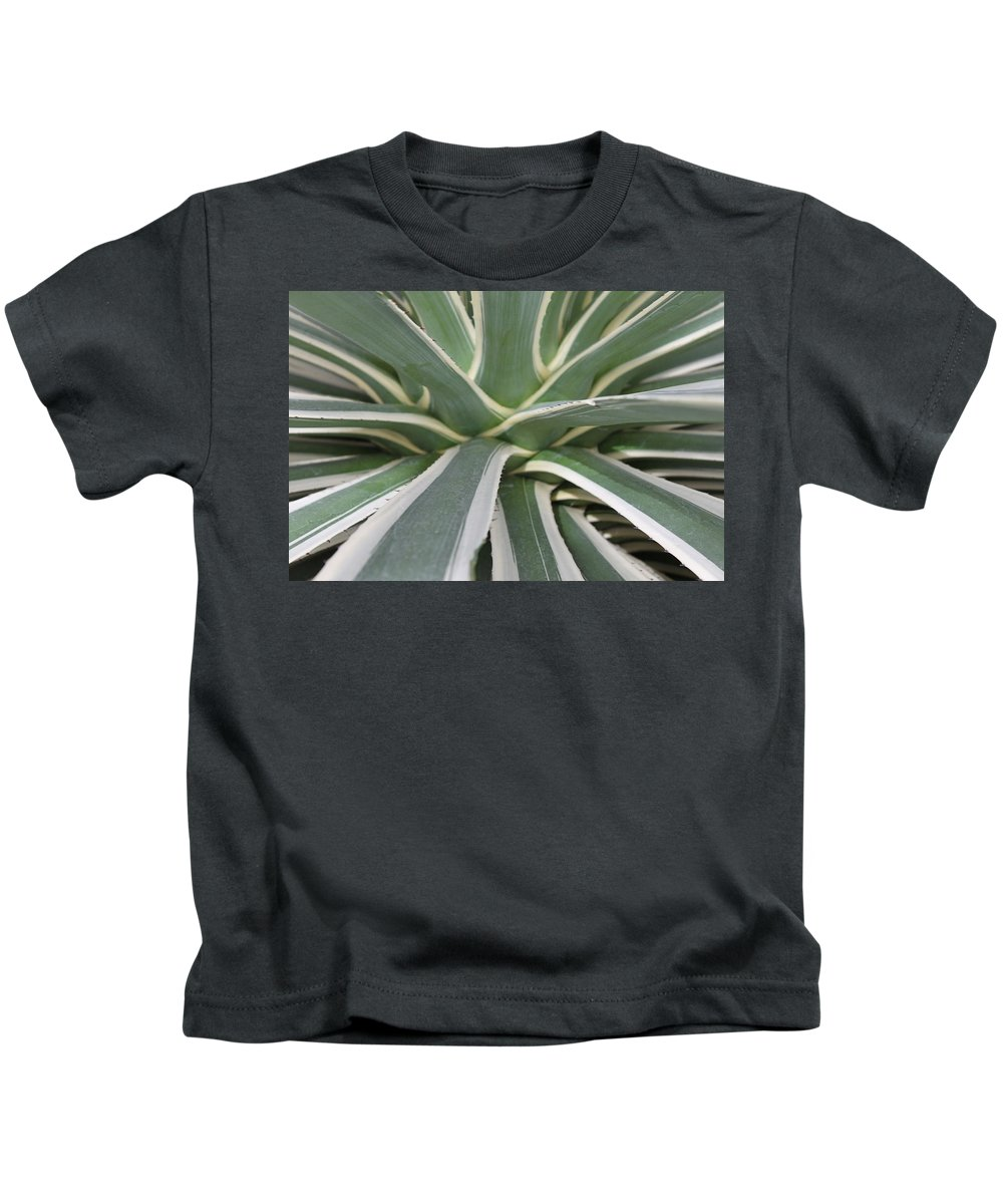 Nature Kids T-Shirt featuring the photograph Growth by Munir Alawi