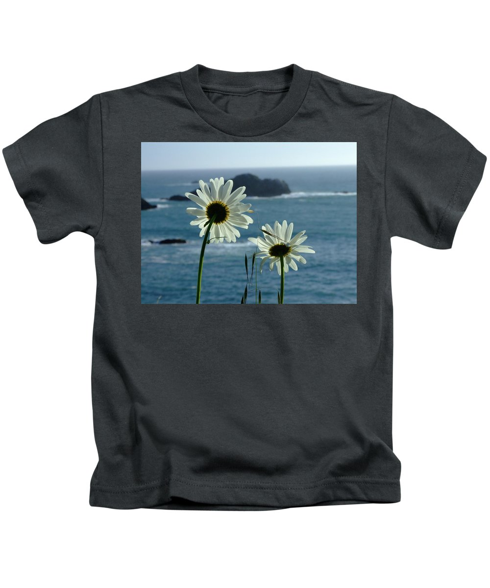 Daisy Kids T-Shirt featuring the photograph Happily Ever After by Donna Blackhall