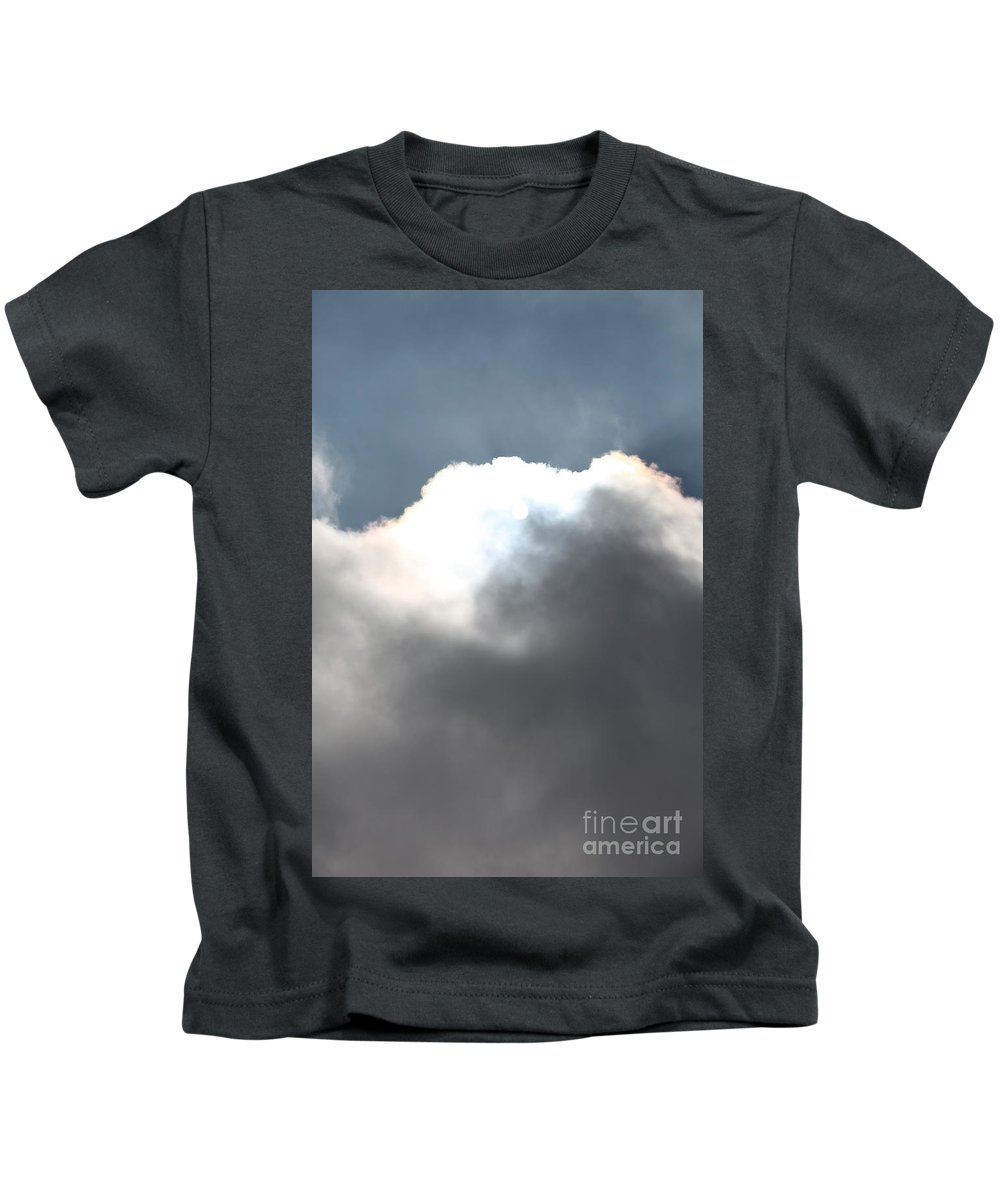 Hope Kids T-Shirt featuring the photograph Hope by Nadine Rippelmeyer