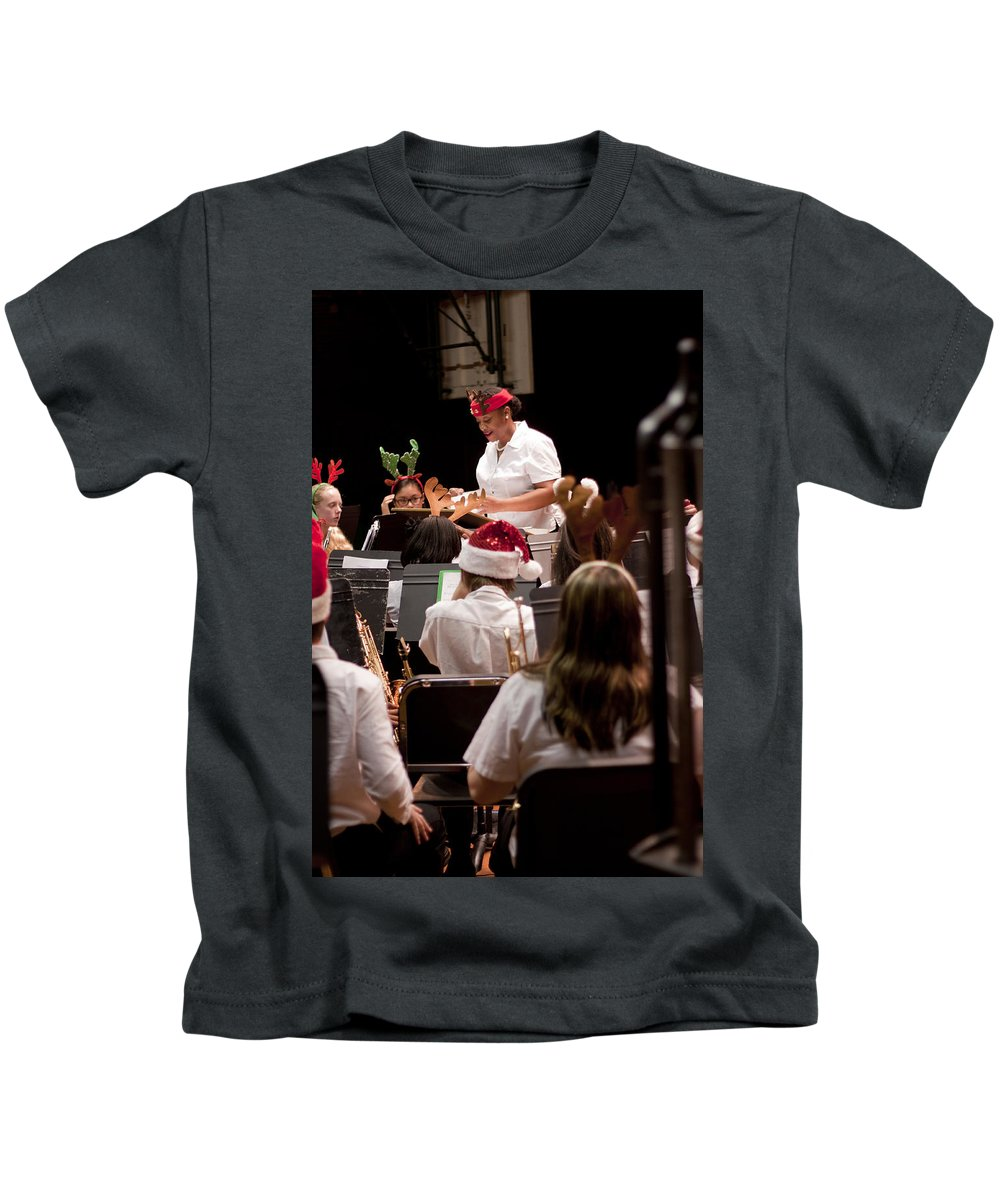 Kids T-Shirt featuring the photograph Image 13 by Heather Ellington
