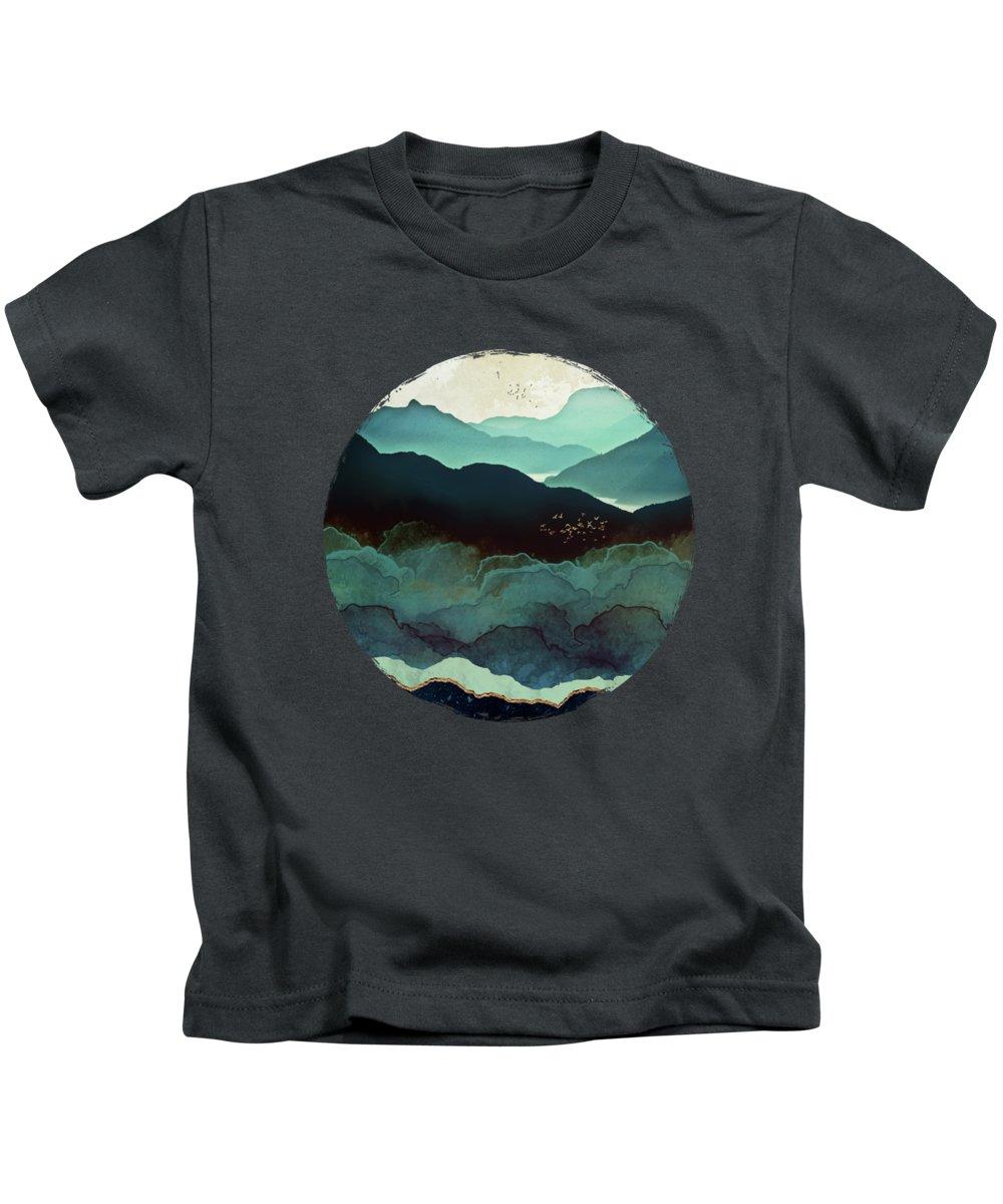 Wanderlust Kids T-Shirts