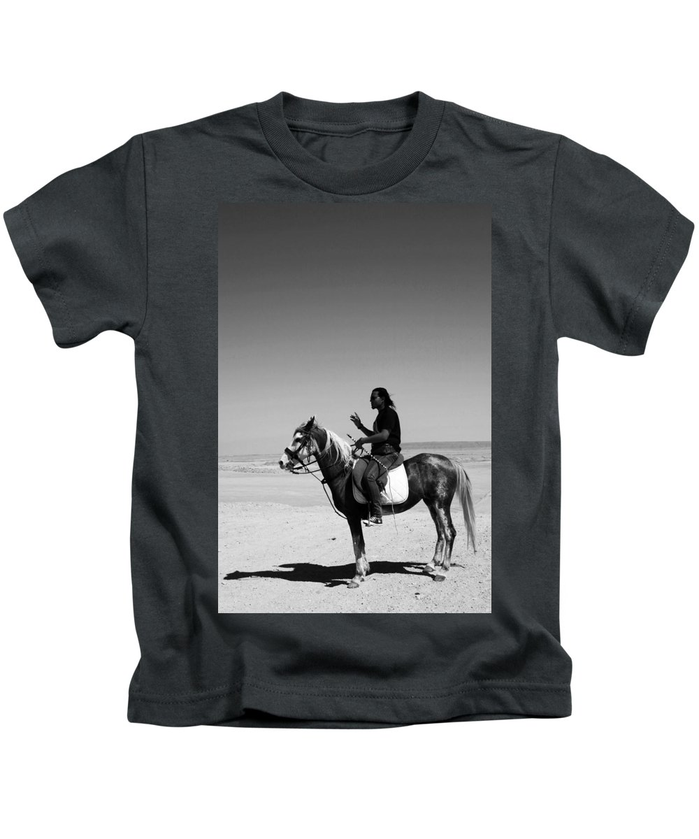 Jezcself Kids T-Shirt featuring the photograph Is That Bill by Jez C Self