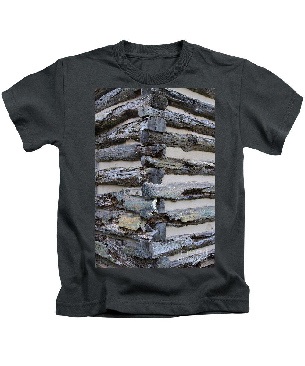 Cabin Kids T-Shirt featuring the photograph Jiont-ing by Robert Pearson