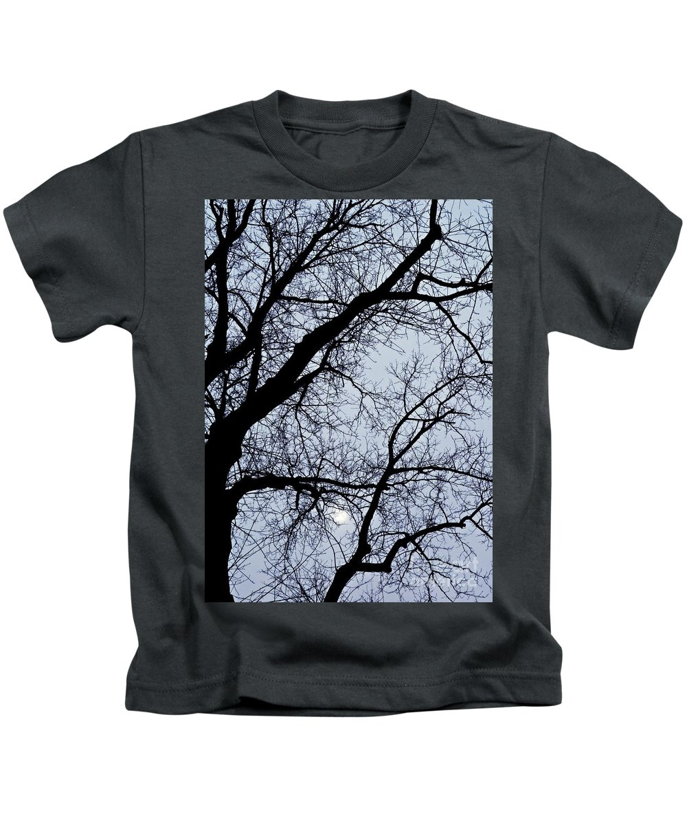 Tree Kids T-Shirt featuring the photograph Lace by Sarah Loft
