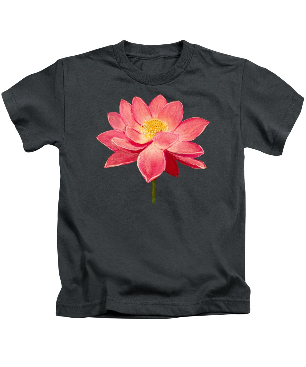 Lotus Flower Kids T Shirt For Sale By Anastasiya Malakhova