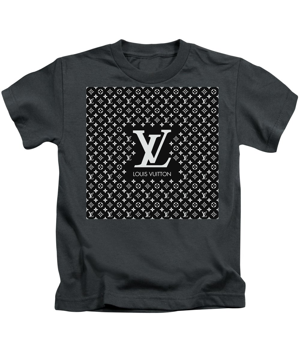 a299b970e6bb Louis Vuitton Pattern - Lv Pattern 11 - Fashion And Lifestyle Kids T-Shirt  for Sale by TUSCAN Afternoon