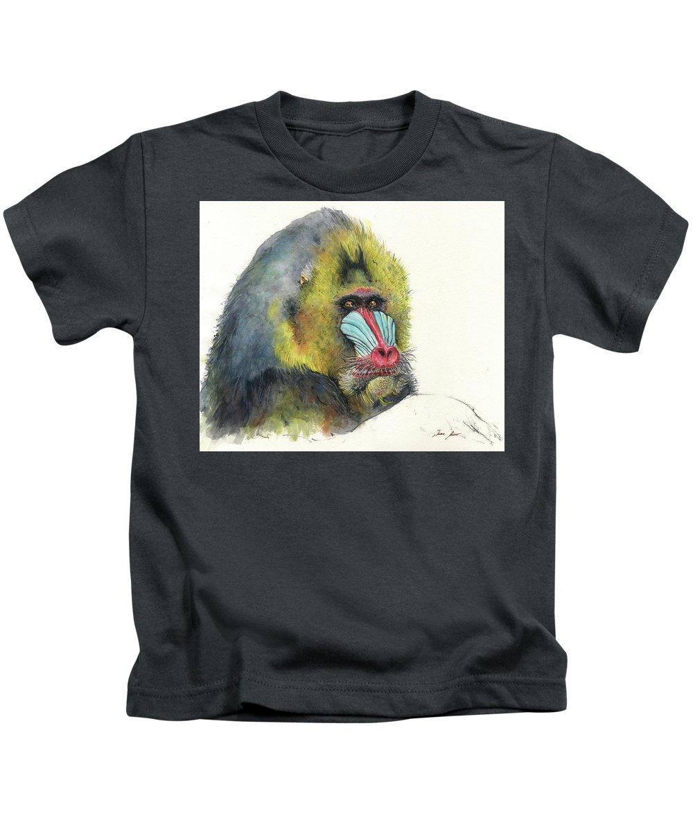 Hominids Kids T-Shirts