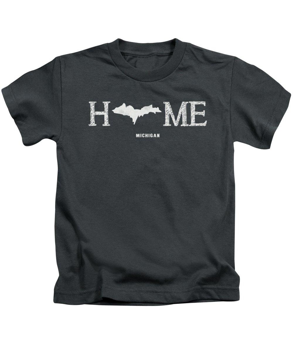 University Of Michigan Kids T-Shirts