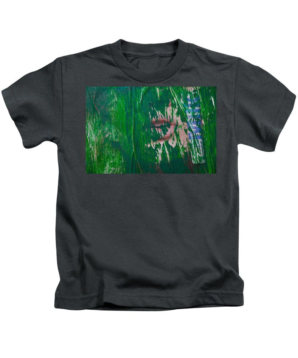Accidental Art Wall Nyc Kids T-Shirt featuring the photograph Milk #7 by John Stuart