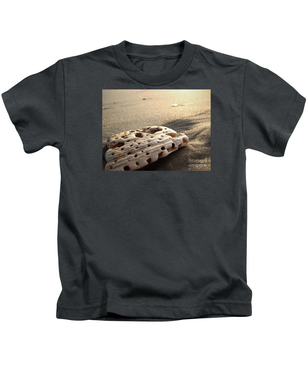 Landscape Kids T-Shirt featuring the photograph Morning Glow by Todd Blanchard