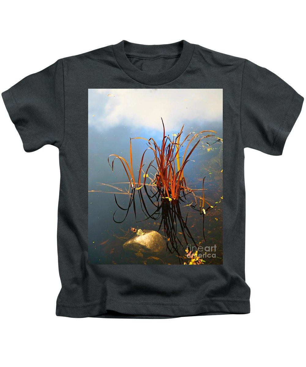 Plant Kids T-Shirt featuring the photograph My Art Prize In Grand Rapids Mi by Robert Pearson