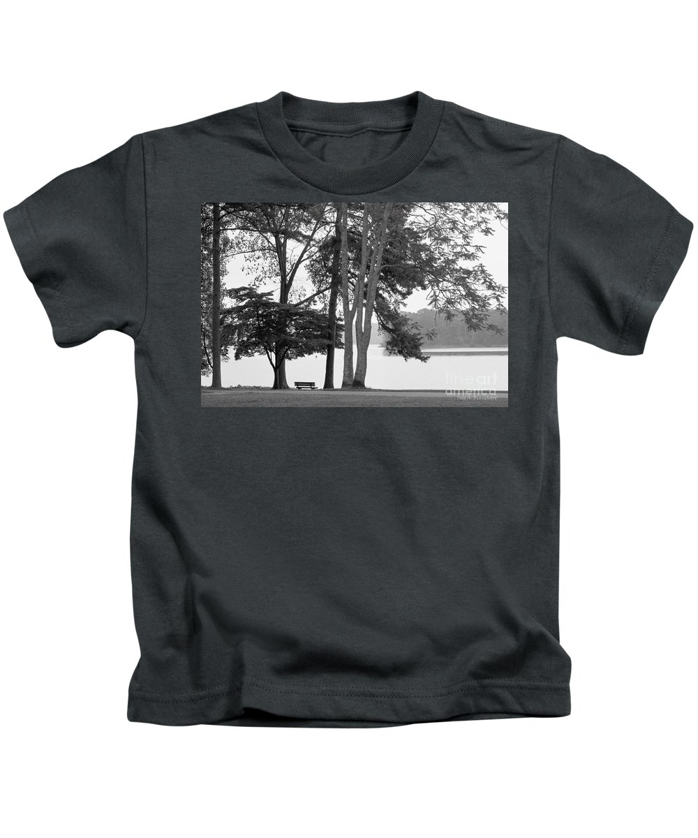 Landscape Kids T-Shirt featuring the photograph My Favorite Place by Todd Blanchard