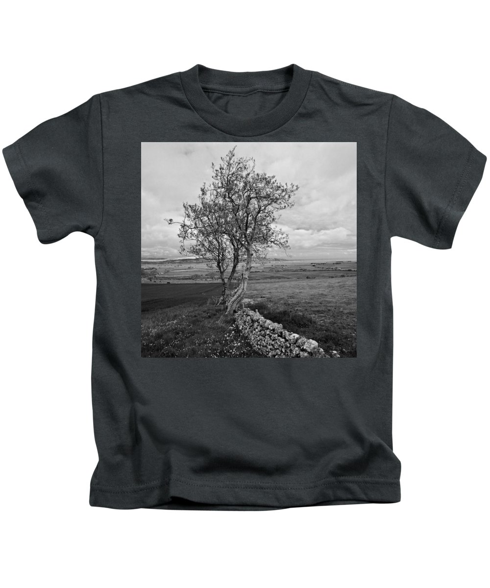 Antrim Kids T-Shirt featuring the photograph Northern Ireland 19 by Avril Christophe
