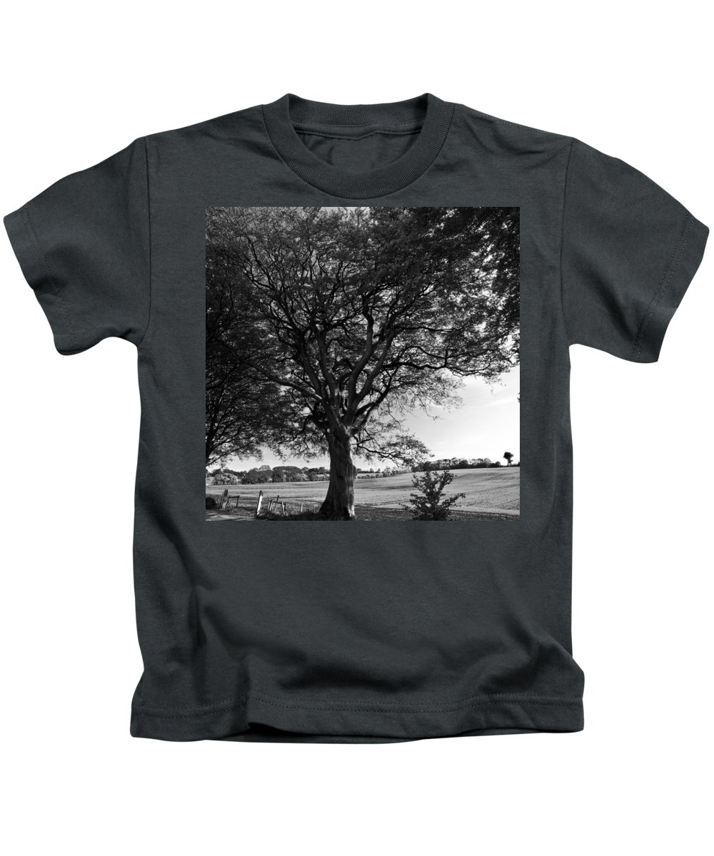 Antrim Kids T-Shirt featuring the photograph Northern Ireland 46 by Avril Christophe
