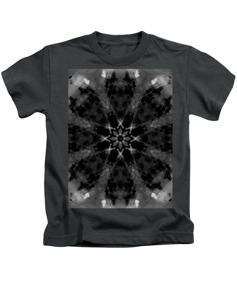 Deep Kids T-Shirt featuring the digital art Oa-1927 by Standa1one