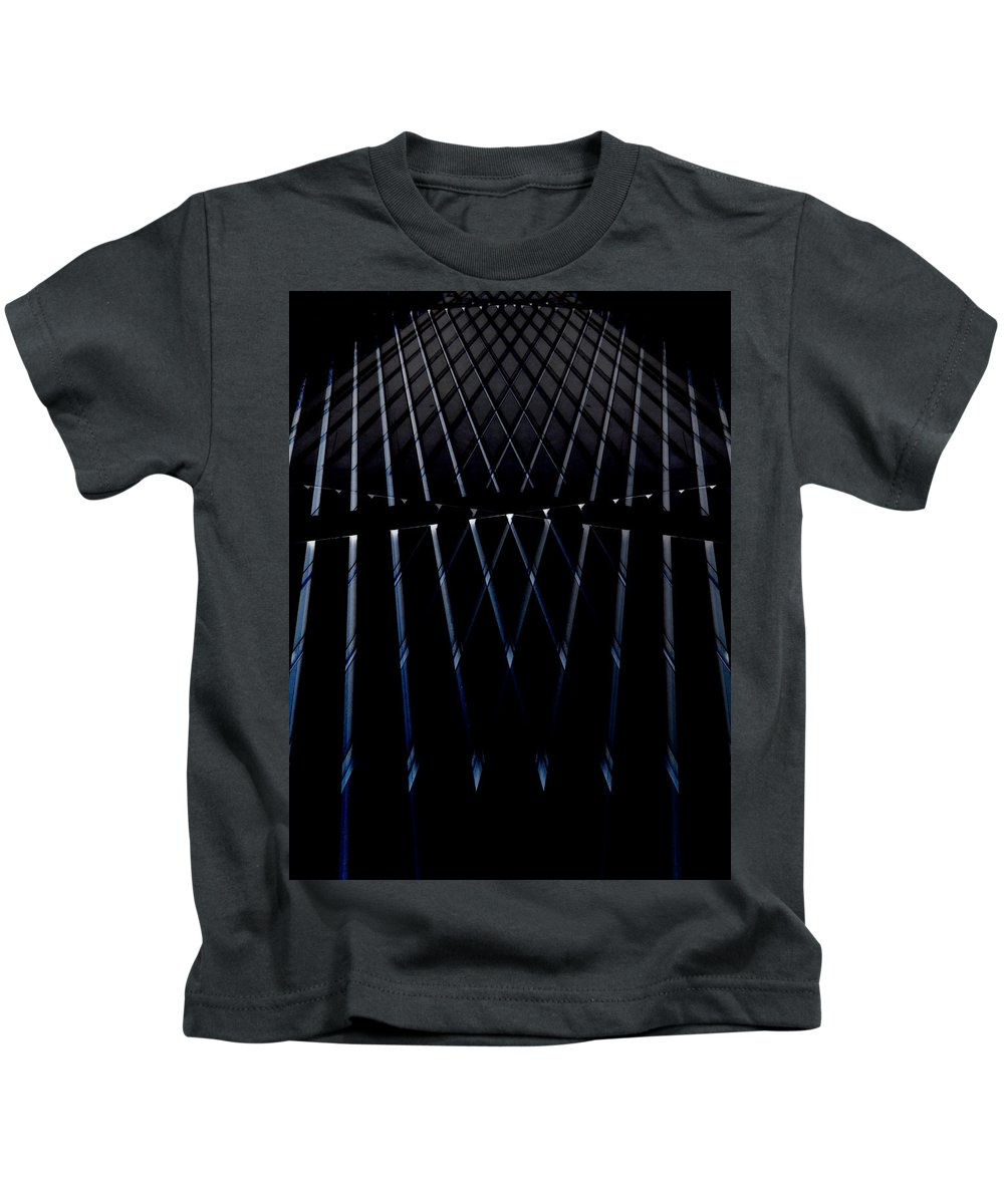 Deep Kids T-Shirt featuring the digital art Oa-1981 by Standa1one