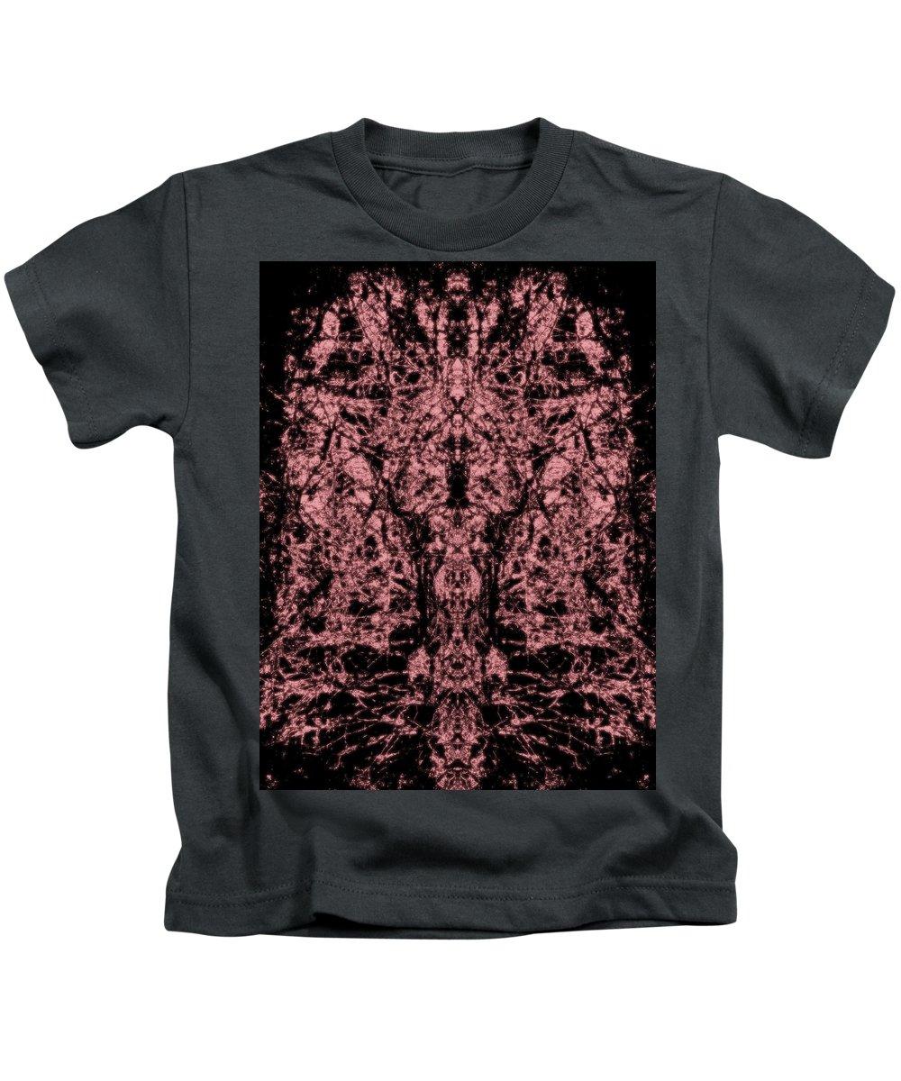 Deep Kids T-Shirt featuring the digital art Oa-1989 by Standa1one