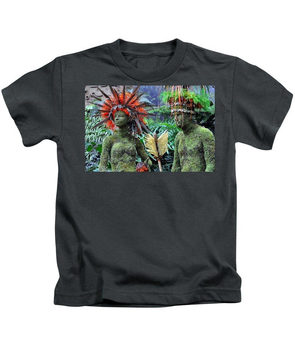 Orchid Kids T-Shirt featuring the photograph Orchid 32 by Marty Koch