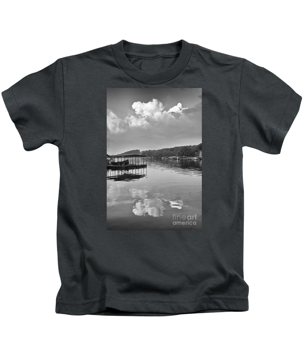 Lake Kids T-Shirt featuring the photograph Ozark Afternoon by Dennis Hedberg