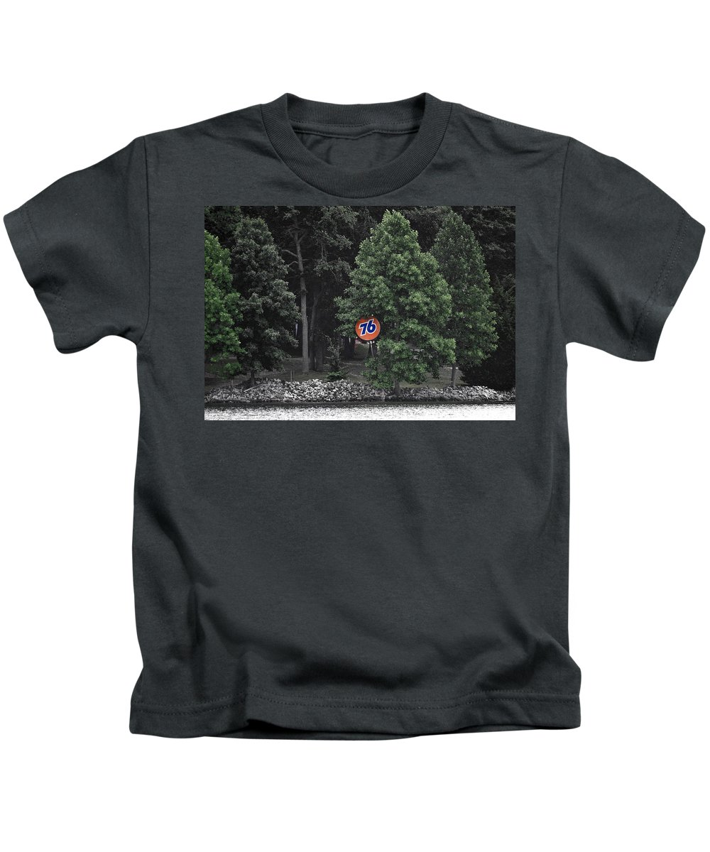 2014 Kids T-Shirt featuring the photograph Peculiar Things by Christopher Spahr