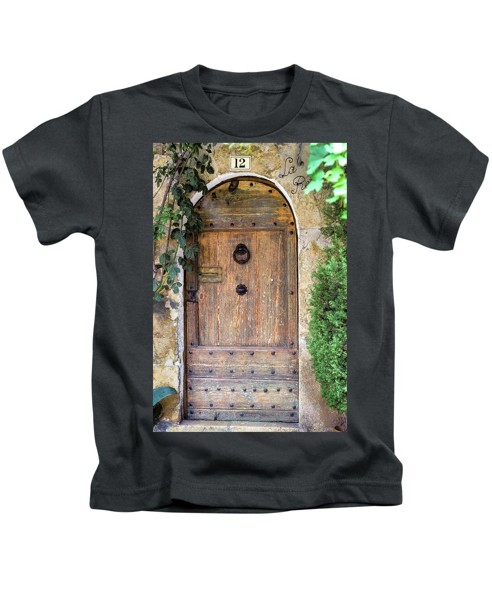 Calian Kids T-Shirt featuring the photograph Provence by Michael Morrissey