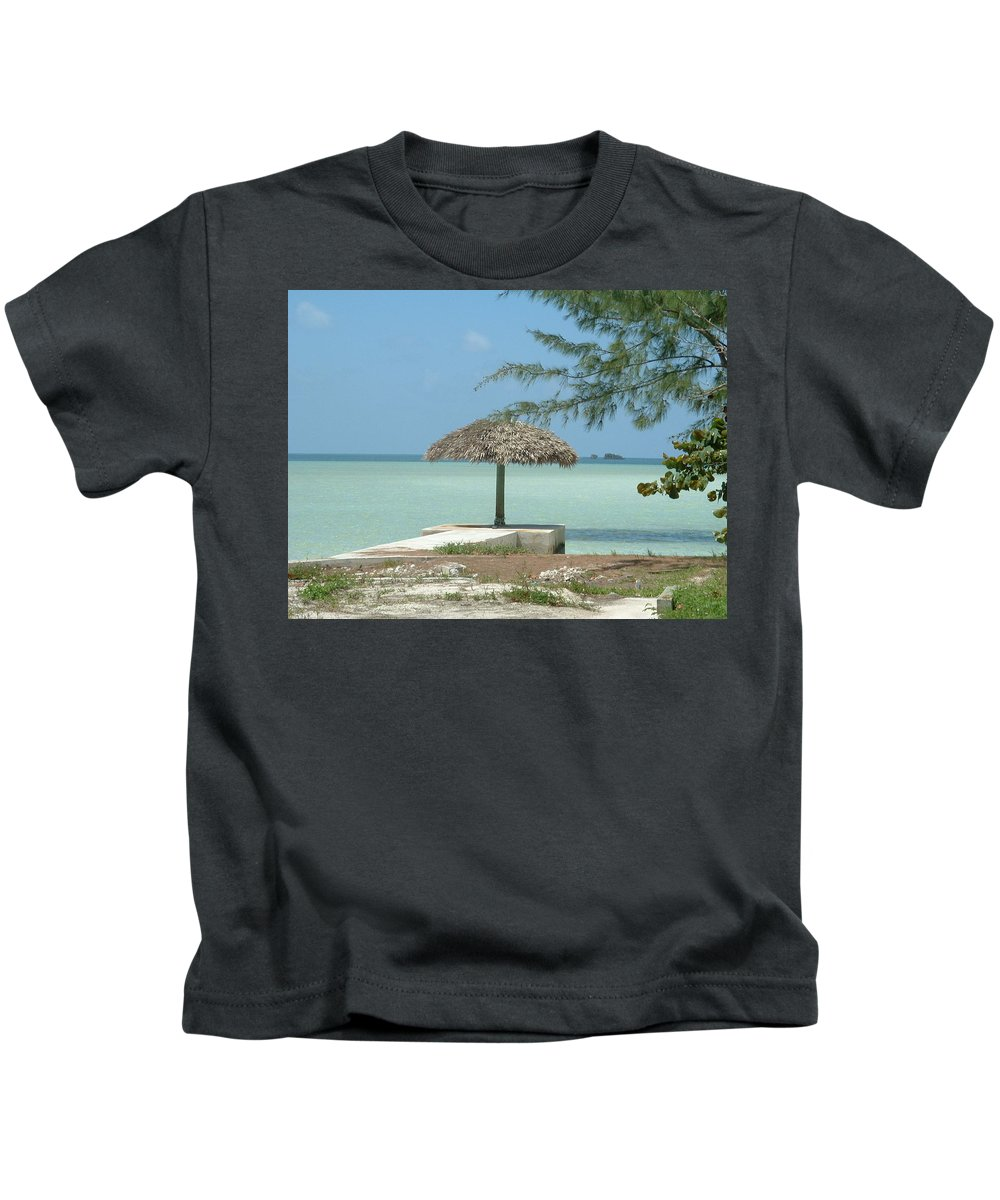 Landscape Kids T-Shirt featuring the photograph Relax by Mark Hill