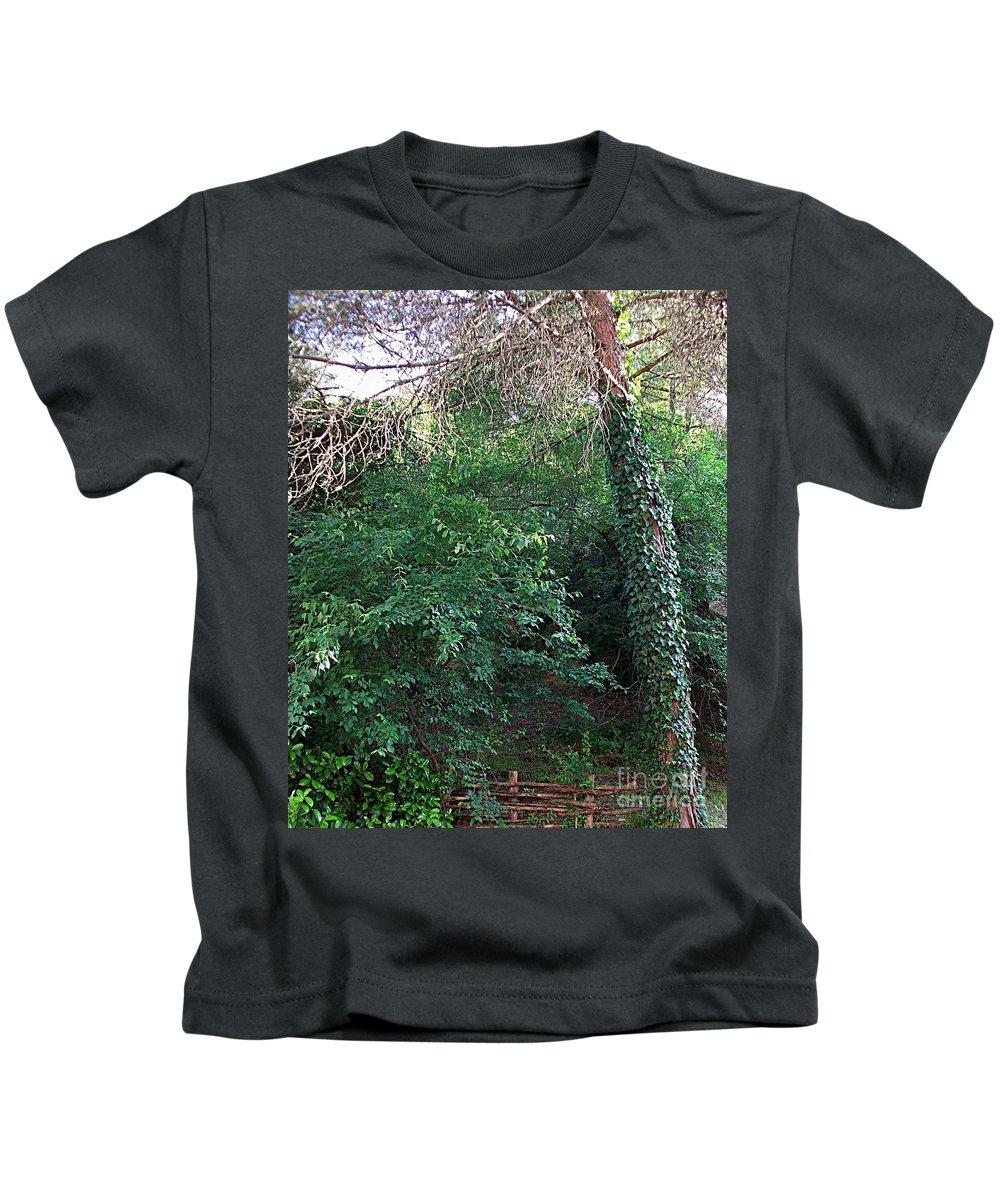 Siena Kids T-Shirt featuring the photograph Siena-48 by Rezzan Erguvan-Onal