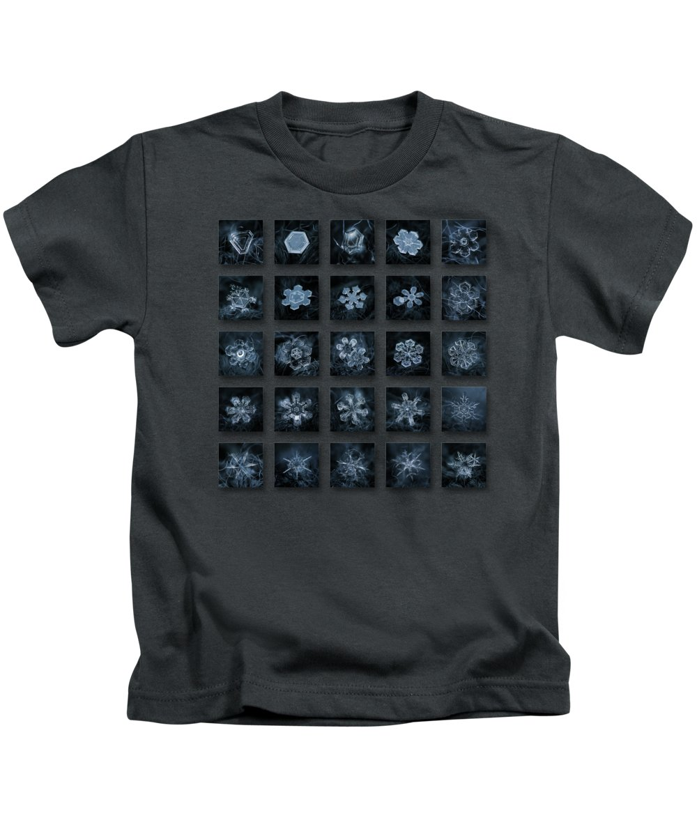 Pattern Photographs Kids T-Shirts