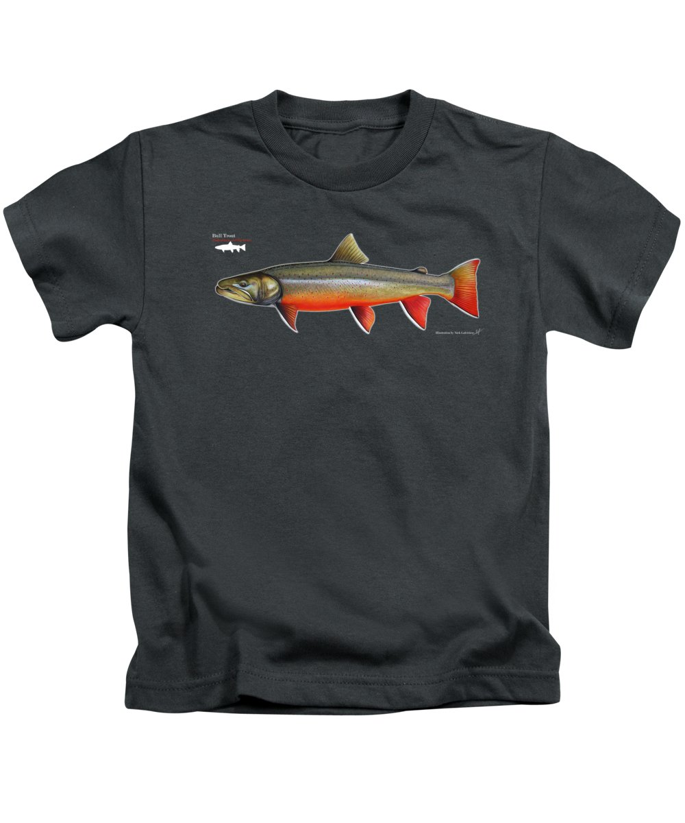Salmon Kids T-Shirts