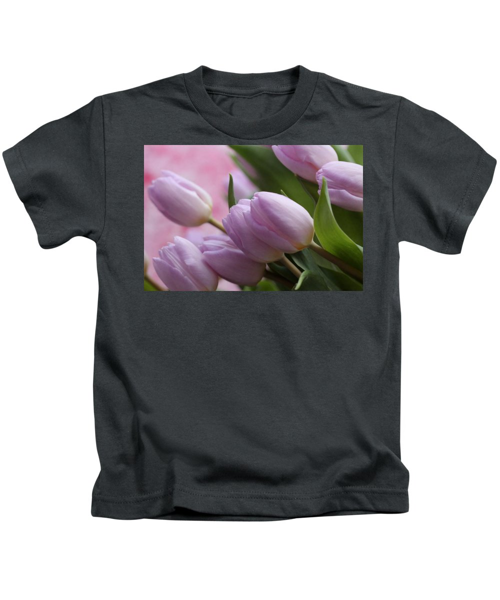 Flower Kids T-Shirt featuring the photograph Spring Flowers by Heike Hultsch