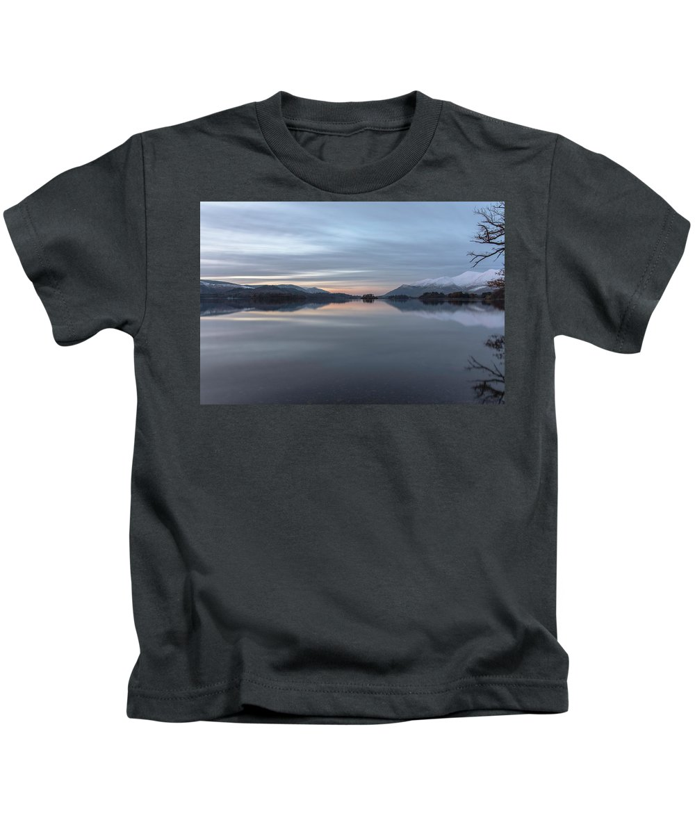 Sunset Kids T-Shirt featuring the photograph Sunsets by Christopher Carthern