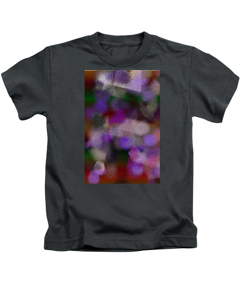 Abstract Kids T-Shirt featuring the digital art T.1.1222.77.2x3.3413x5120 by Gareth Lewis
