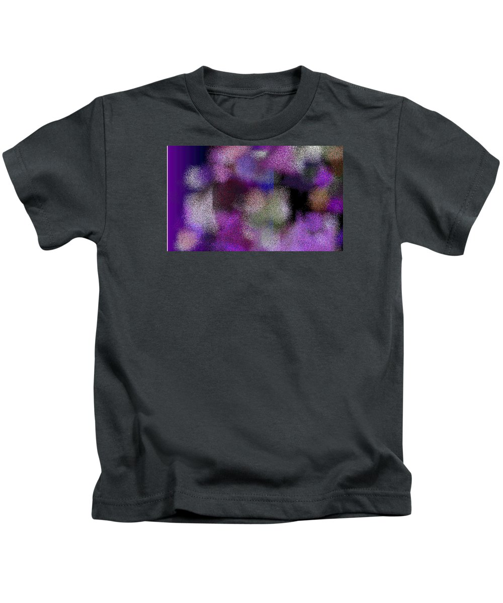 Abstract Kids T-Shirt featuring the digital art T.1.1243.78.5x3.5120x3072 by Gareth Lewis