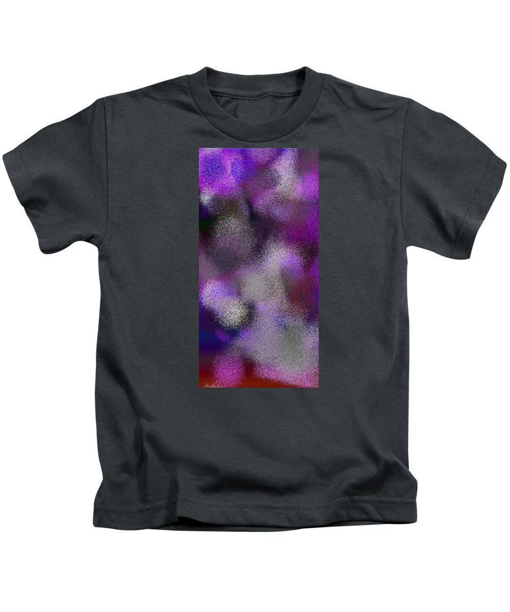 Abstract Kids T-Shirt featuring the digital art T.1.1250.79.1x2.2560x5120 by Gareth Lewis