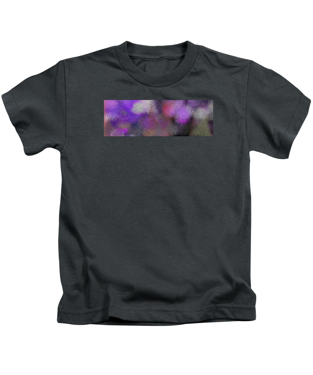 Abstract Kids T-Shirt featuring the digital art T.1.1253.79.3x1.5120x1706 by Gareth Lewis