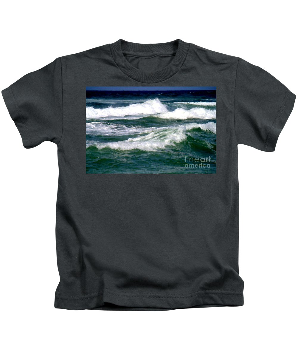 Ocean Kids T-Shirt featuring the photograph Take Me by Bernd Billmayer