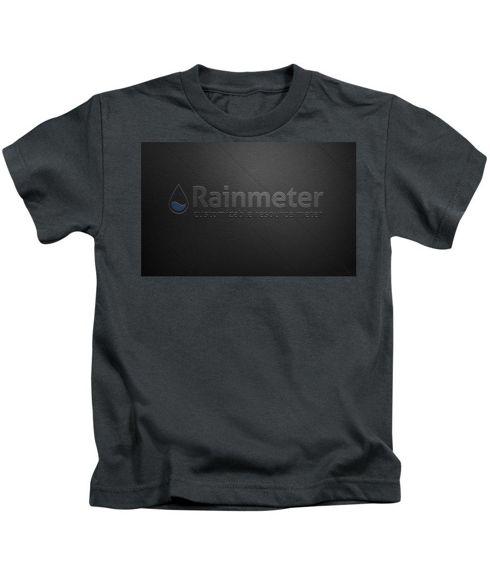 Technology Kids T-Shirt featuring the digital art Technology by Dorothy Binder