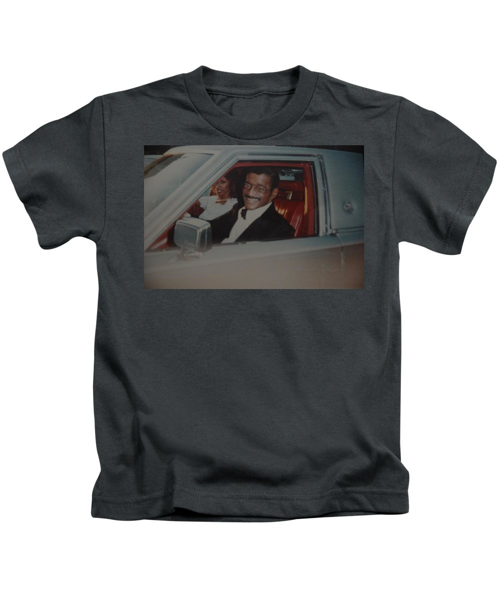 Movie Star Kids T-Shirt featuring the photograph The Candy Man by Rob Hans
